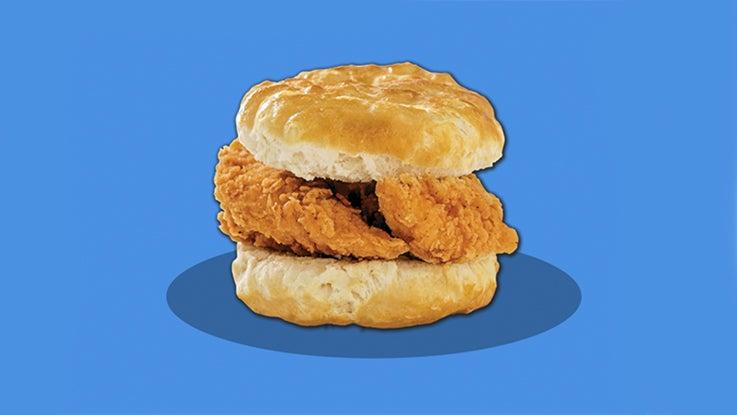 Krispy Crunchy Biscuit