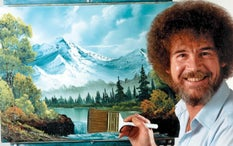 Bob Ross: Colorful Facts About the Famous Mellow Painter